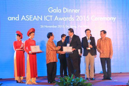 Da Nang doat giai nhat ve cong nghe thong tin ASEAN 2015 - Anh 2