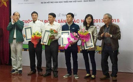 "Dan Mach ""do dau"" hon 100 tac pham moi danh cho thieu nhi Viet Nam - Anh 2"