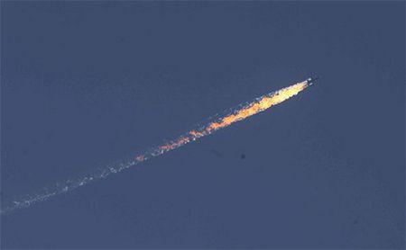 Vi sao may bay Su-24M cua Nga o Syria bi ban roi? - Anh 3