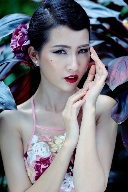 Phan Thi Mo dien dam da hoi goi cam - Anh 4