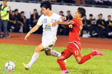 U21 VN vs U21 HAGL: Cuoc chien vi nguoi ham mo - Anh 1