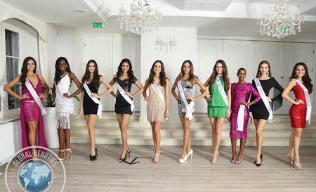 Le Quyen truot giai phu Top Model o Hoa hau Sieu quoc gia - Anh 2