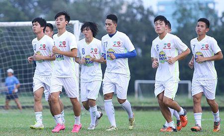 "U21 HAGL nhan ""doping"" truoc tran gap U21 Viet Nam - Anh 1"