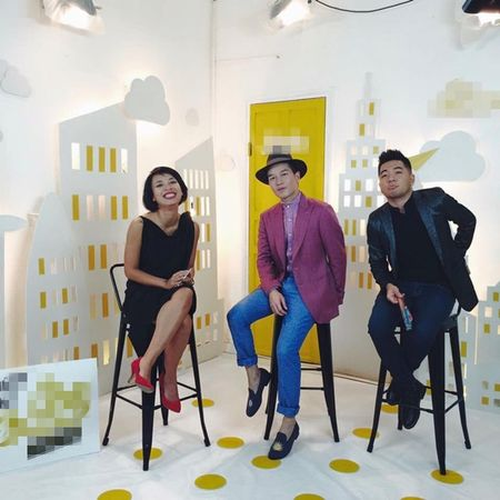 """Nhung ke lam loi"" dung phat song, MC Thuy Minh ra chuong trinh moi - Anh 1"