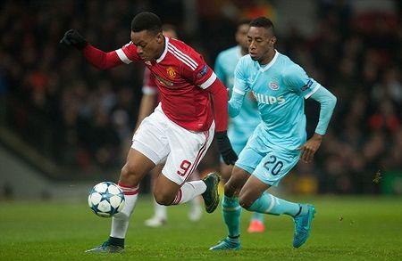 Man United 0-0 PSV: Chi co 1 diem, Man United doi mat voi nguy co bi loai - Anh 1