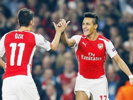 Arsenal: Niem tin tu doi chan Alexis Sanchez - Anh 2