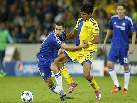 Chelsea thang Maccabi Tel Aviv 4-0: Chi la bat nat doi yeu - Anh 2