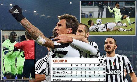 DIEM NHAN Juventus 1-0 Man City: Pogba la su khac biet. City da 'thi truot' o Turin - Anh 3