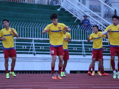 TRUC TIEP, U21 Viet Nam 2-1 U21 HAGL: Lam Ti Phong toa sang (Hiep 2) - Anh 4
