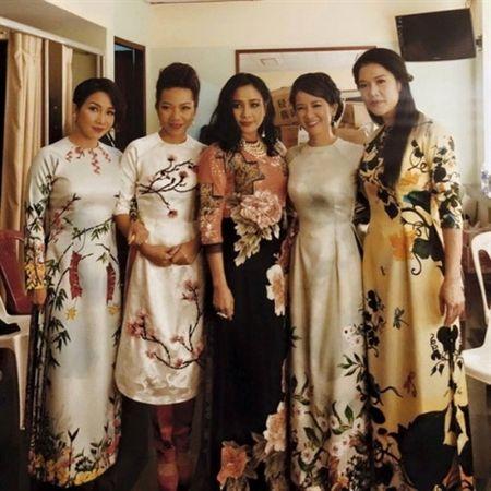 My Linh ung xu khon kheo trong chuyen Thu Phuong co la diva - Anh 1