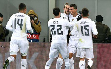 Ronaldo toa sang, Real danh bai Shakhtar - Anh 2