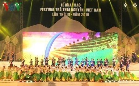 PTT Nguyen Xuan Phuc du khai mac Festival Tra Thai Nguyen- Viet Nam - Anh 1