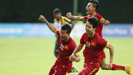 Cong Phuong se la thu quan moi cua U23 Viet Nam? - Anh 1