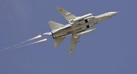 Nga trinh NATO bang chung Tho Nhi Ky chu y ban Su-24 - Anh 1