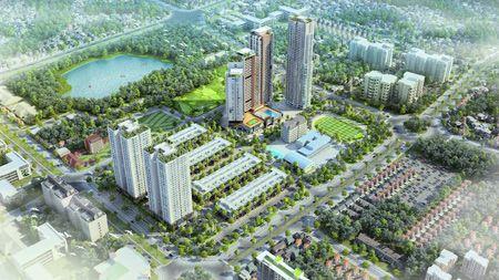 Mon City nang tam HD Mon Holdings - Anh 2