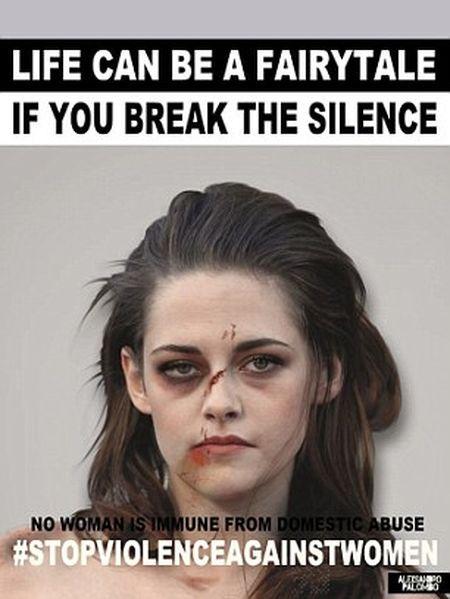 Angelina Jolie bat ngo len tieng vi bao luc gia dinh - Anh 6