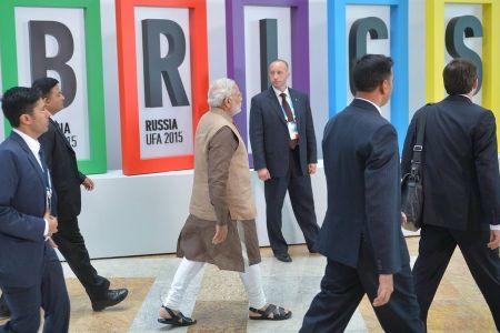 Ngan hang phat trien moi cua BRICS sap phat hanh trai phieu - Anh 1