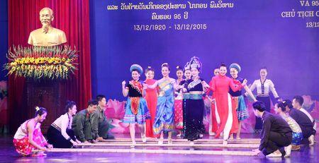 Trang trong le mittinh ky niem 40 nam Quoc khanh Lao - Anh 4