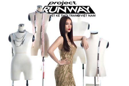 "Truong Ngoc Anh tung hinh goi cam lam ""nong"" Project Runway Vietnam - Anh 1"