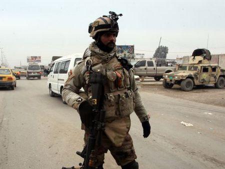 Thu tuong Iraq tuyen bo du suc danh bai luc luong IS - Anh 1