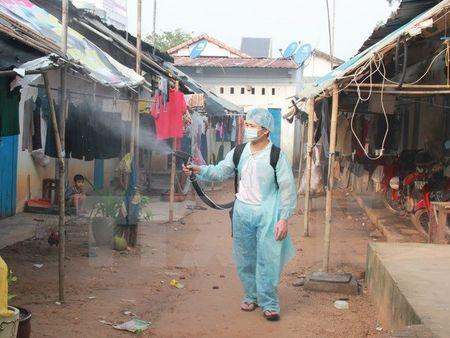 Dich sot xuat huyet van gia tang tai Thanh pho Ho Chi Minh - Anh 1