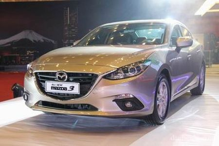 Thong bao loi dong xe Mazda 3 - Anh 1