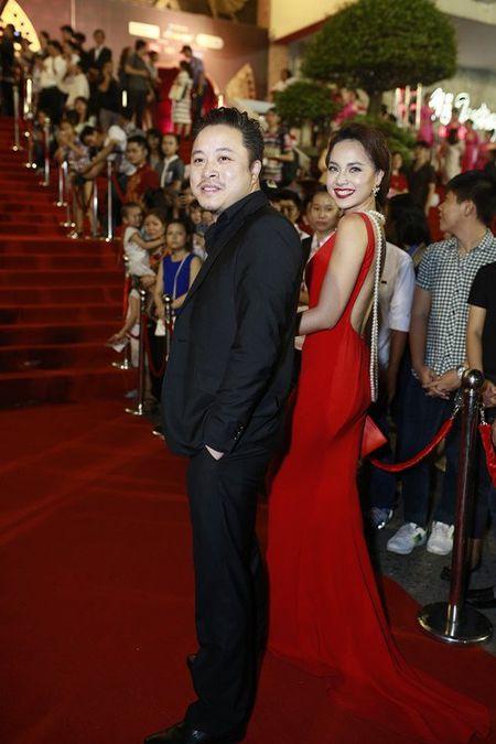 Dinh Ngoc Diep, Victor Vu lan dau xuat hien sau dinh hon - Anh 1