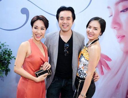 """Phuong Linh cong khai """"tan tinh"""" Duong Khac Linh - Anh 6"""