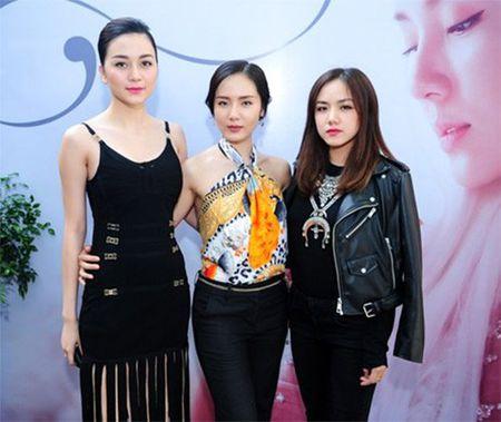 """Phuong Linh cong khai """"tan tinh"""" Duong Khac Linh - Anh 7"""