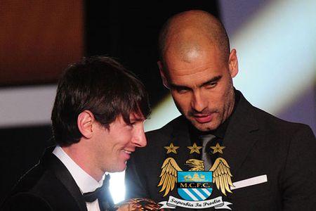 Ban bot co phan, Man City quyet tau Guardiola va Messi - Anh 1