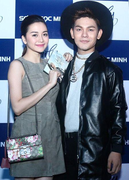 Hari khong so ban trai ghen vi gan gui Son Ngoc Minh - Anh 7