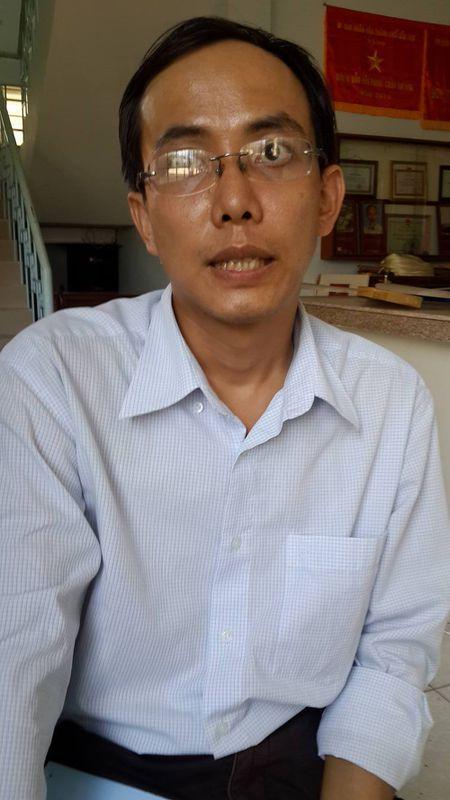 "Giang vien che truong tren Facebook: ""Toi khong muon lam lanh dao"" - Anh 1"