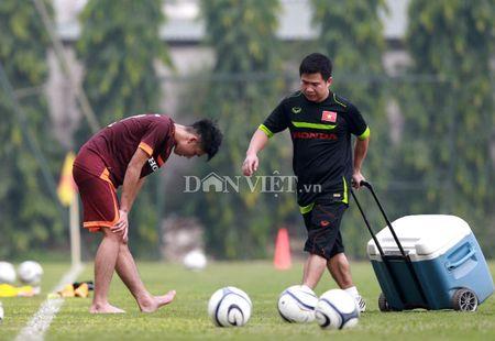 Cong Phuong lap 'hat-trick' trong buoi tap cua U23 Viet Nam - Anh 13