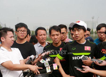 Cong Phuong lap 'hat-trick' trong buoi tap cua U23 Viet Nam - Anh 14