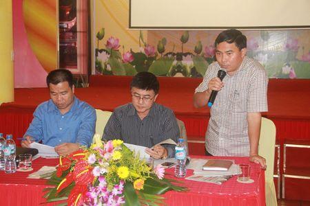 Hoi dua ngua Bao NTNN 2015: San sang cho man thi dau man nhan - Anh 1