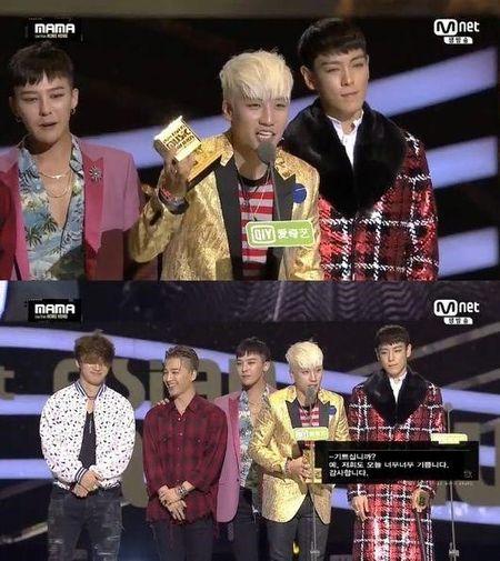 Big Bang thong linh giai thuong tai MAMA 2015 - Anh 4