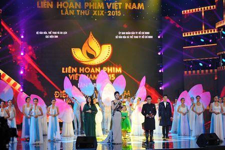 Khai mac Lien hoan phim Viet Nam lan thu 19: Dam mau sac dien anh - Anh 12