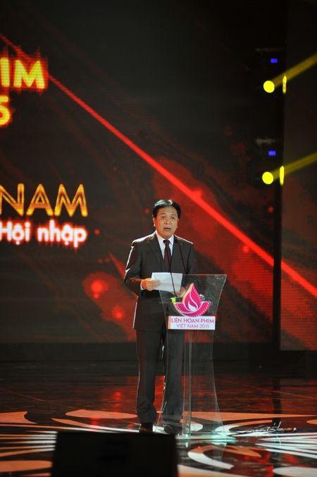 Khai mac Lien hoan phim Viet Nam lan thu 19: Dam mau sac dien anh - Anh 3