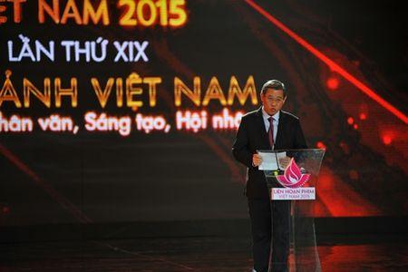 Khai mac Lien hoan phim Viet Nam lan thu 19: Dam mau sac dien anh - Anh 4
