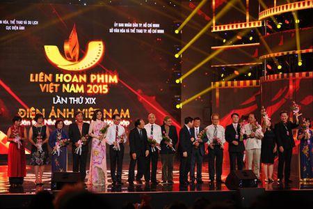Khai mac Lien hoan phim Viet Nam lan thu 19: Dam mau sac dien anh - Anh 5