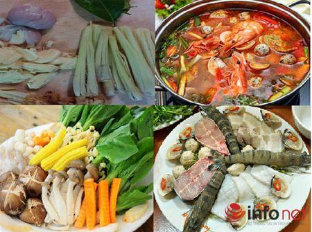 Cach lam lau Thai chua cay ngon nhu ngoai hang - Anh 1