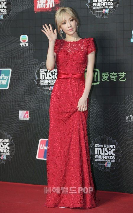 "Tham do MAMA 2015: Truong nhom SNSD ""hot"" nhat - Anh 1"
