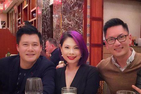 Thanh Thao, Quang Dung mung day thang con gai Ha Kieu Anh - Anh 3