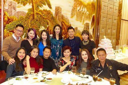 Thanh Thao, Quang Dung mung day thang con gai Ha Kieu Anh - Anh 4