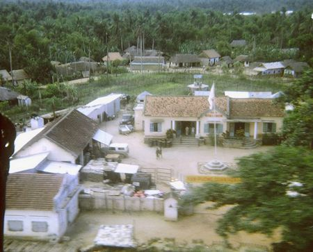 Mien Nam Viet Nam nam 1967 trong anh cua Robert Plumtree (1) - Anh 1