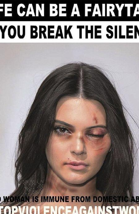 Angelina Jolie, Kim Kardashian... lo anh tham tim mat - Anh 1