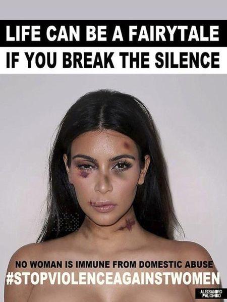 Angelina Jolie, Kim Kardashian... lo anh tham tim mat - Anh 5