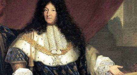 Nhung cai 'tat' lap di cua Louis XIV - Ong vua chi tam 3 lan trong doi - Anh 1