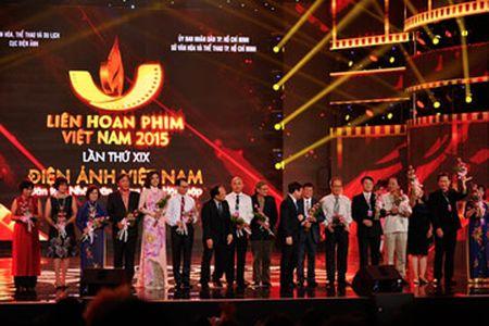 Khai mac Lien hoan phim Viet Nam lan thu XIX - Anh 1