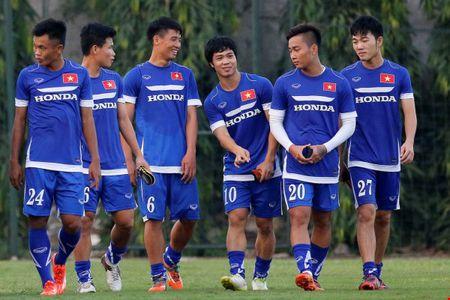 Tien ve HAGL Xuan Truong lay diem truoc thay Miura - Anh 1